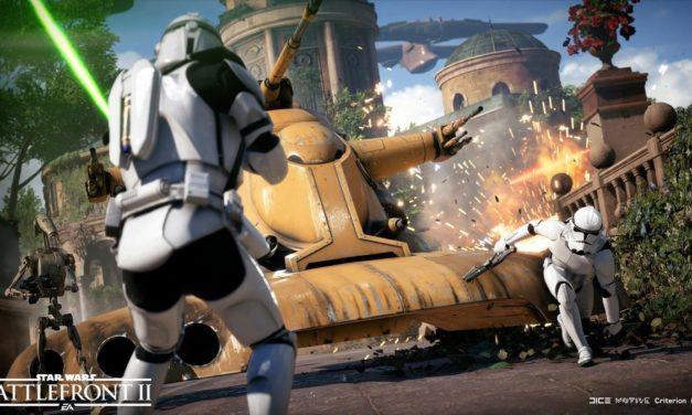 Star Wars Battlefront 2 – Launch trailer