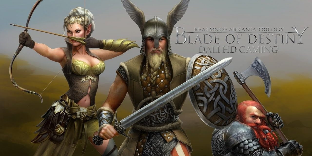 Realms of Arkania: Blades of destiny játékteszt