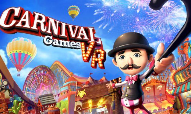 Carnival Games VR – Játékteszt