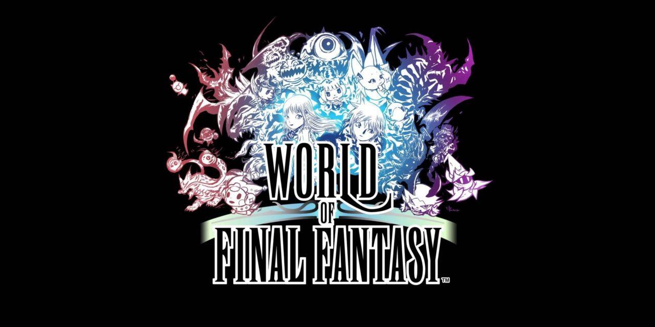 Érkezik PC-re a World of Final Fantasy