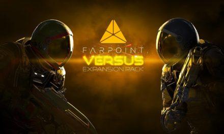 A Farpoint végre kap egy versus módot!