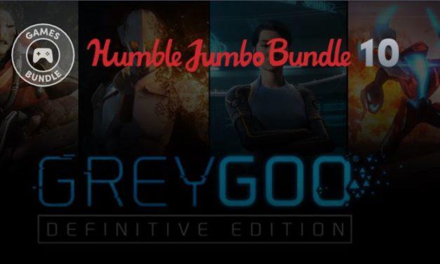 Humble Jumbo Bundle 10