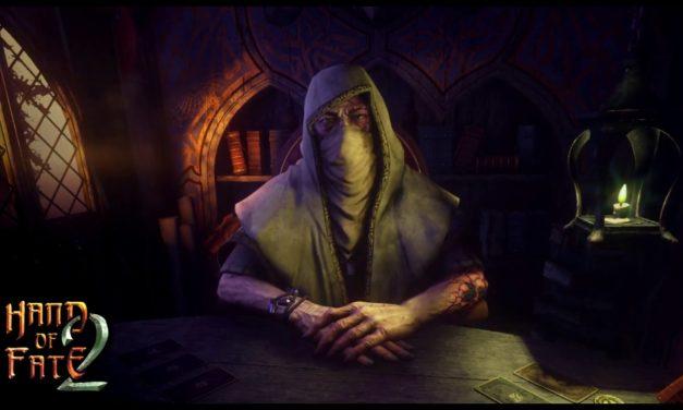 Hand of Fate – játékteszt