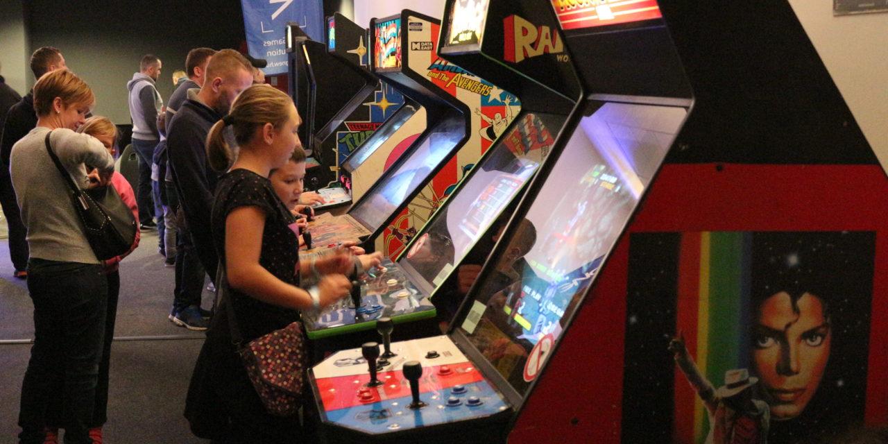 Arcadia 2017 retró játéktermi kiállítás – képes beszámoló