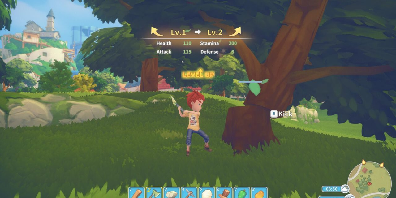 My Time At Portia – játékteszt
