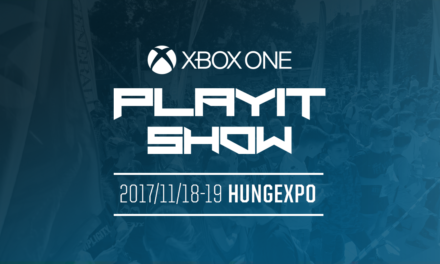 XBOX ONE PlayIT Show 2017 ősz – Beszámoló