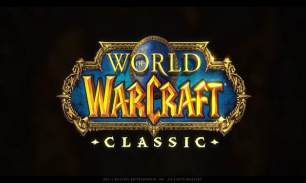 Érkezik a World of Warcraft Classic!