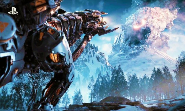 Horizon: Zero Dawn – The Frozen Wilds DLC Teszt