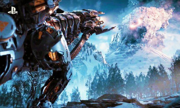 Horizon: Zero Dawn – The Frozen Wilds DLC Teszt