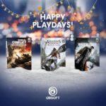 Ubisoft Free Events – Meghosszabbítva!
