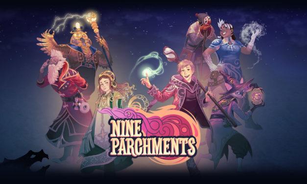 Nine Parchments – Játékteszt