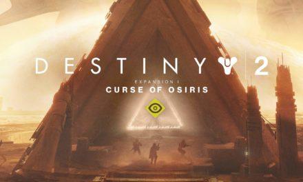 Destiny 2: The Curse of Osiris – játékteszt