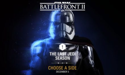 Star Wars Battlefront II – The Last Jedi DLC