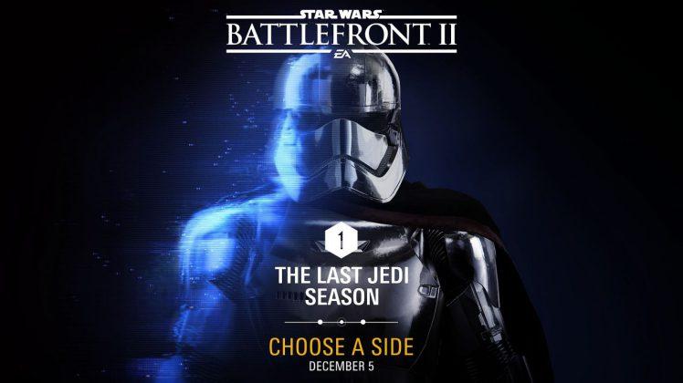Star Wars Battlefront II – The Last Jedi DLC