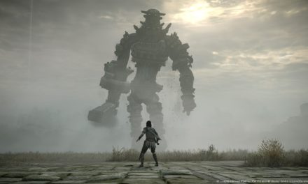 Shadow of the Colossus – Teszt