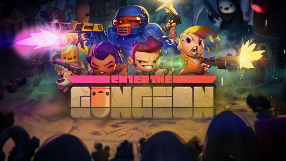 Enter The Gungeon – Switch Játékteszt