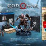 God of War – Gyűjtői kiadások tartalma