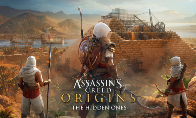 Assassin's Creed: Origins – Újabb frissítés és DLC közeleg