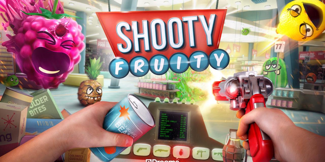 Shooty Fruity VR – videós teszt