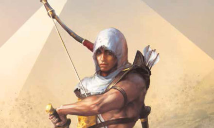 Assassin's Creed Origins: Sivatagi eskü – Könyvajánló