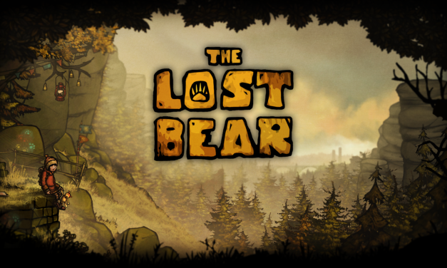 The lost bear VR – videós teszt