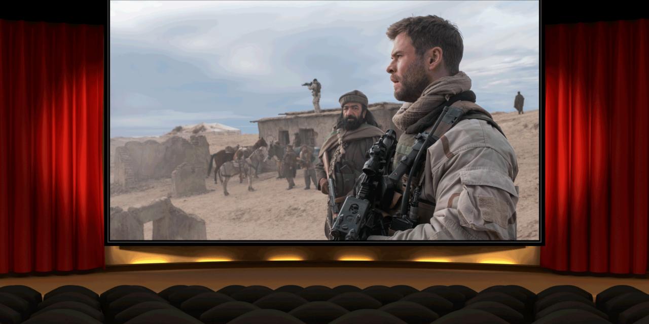 Heti filmajánló – 12 katona