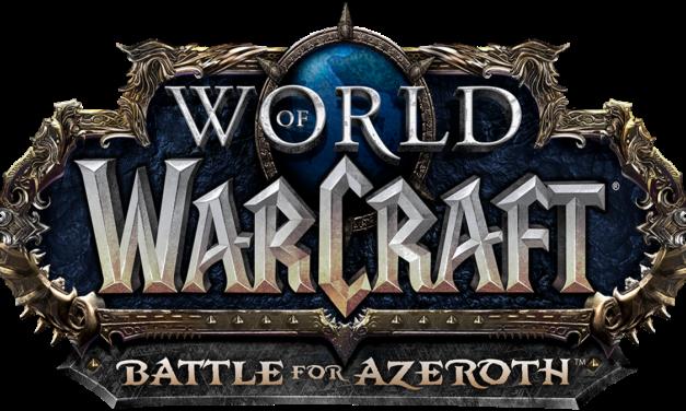 WoW: Battle for Azeroth Pre Purchase teendők