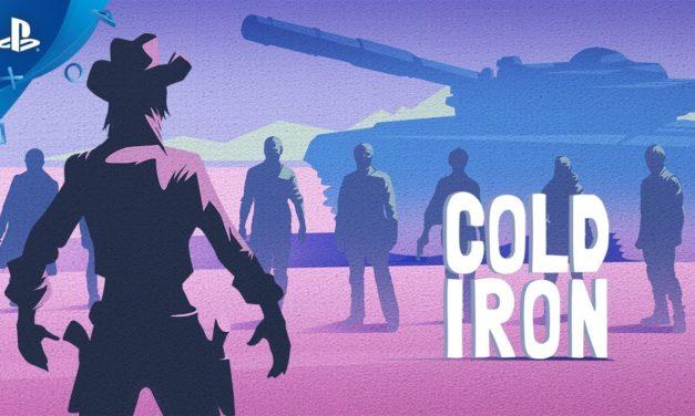 Cold Iron – PSVR Játékteszt