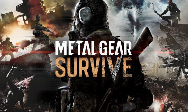 Metal Gear Survive – Játékteszt