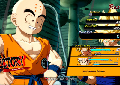 Dragon Ball Fighter Z 7
