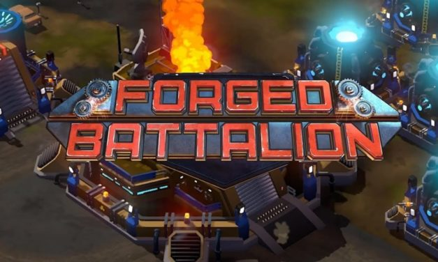 Forged Battalion – Early Access betekintő