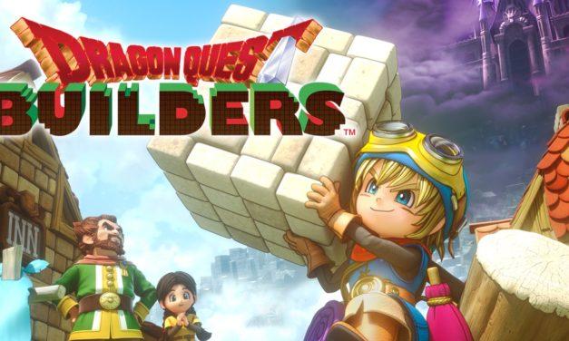 Dragon Quest Builder – Switch Játékteszt