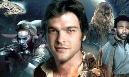 Solo: A Star Wars Story – Előzetes érkezett