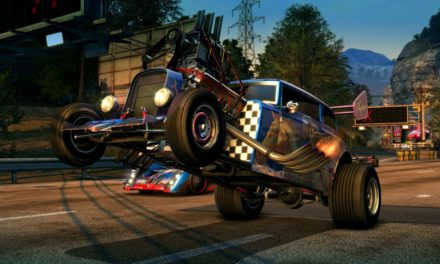 Jön a Burnout Paradise Remastered!