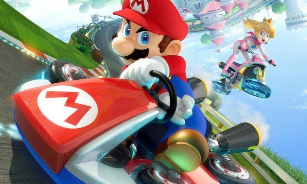Nintendo bejelentette, hogy jön a Mario Kart a telefonokra!