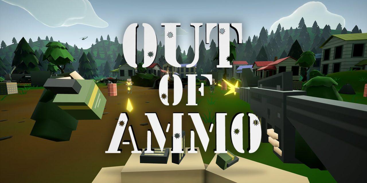 Out of Ammo – PSVR játékteszt