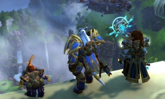 Megérkezett a World of Warcraft új Battlegroundja