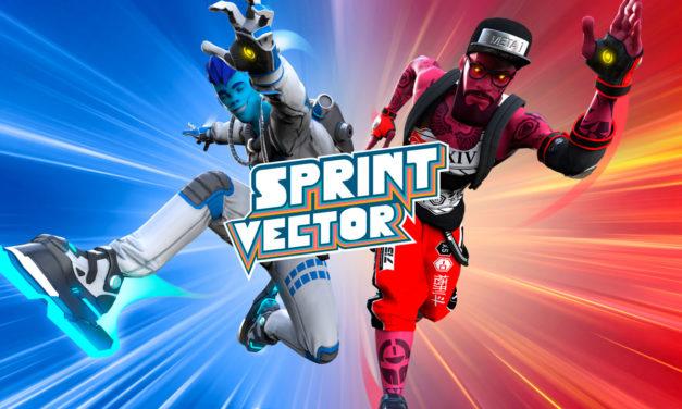 Sprint Vector VR – Játékteszt