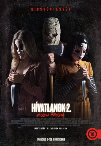 Hívatlanok 2: Éjjeli préda – Filmkritika