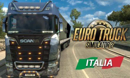 Euro Truck Simulator 2 Italia DLC – Játékteszt