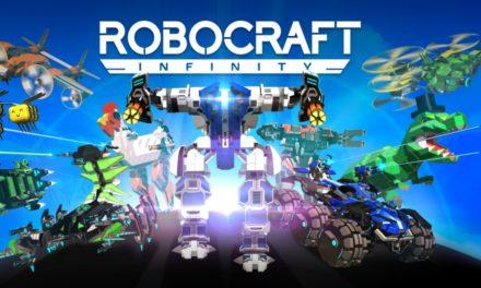 Robocraft Infinity – Próbakör