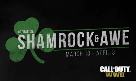 CoD WWII – Operation Shamlock Event