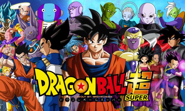 Dragon Ball Super magyar szinkronnal!