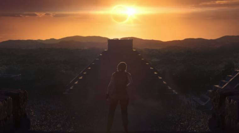 Shadow of the Tomb Raider-bejelentés