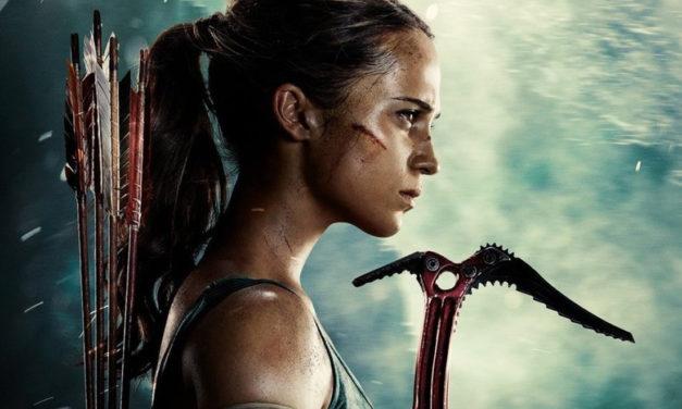 Tomb Raider – Filmkritika