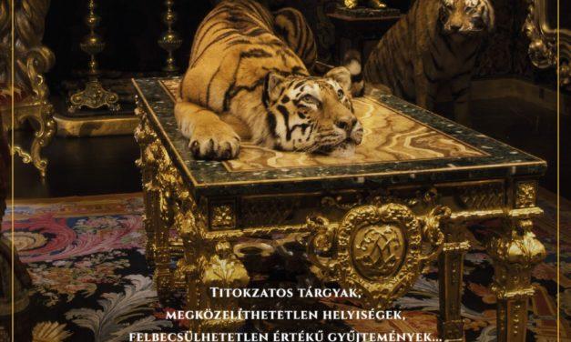 Kincseskamrák – A csodák világa (Wunderkammer) – Filmkritika