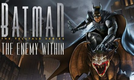 Batman: The Enemy Within – Évadértékelő