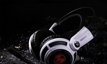 Somic G941 Fejhallgató – Hardvareteszt