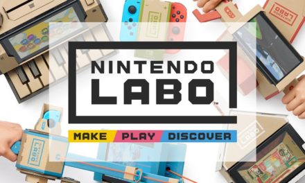 Nintendo Labo – A kartondoboz móka