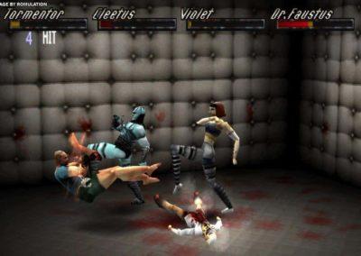 Thrill-Kill-Gameplay